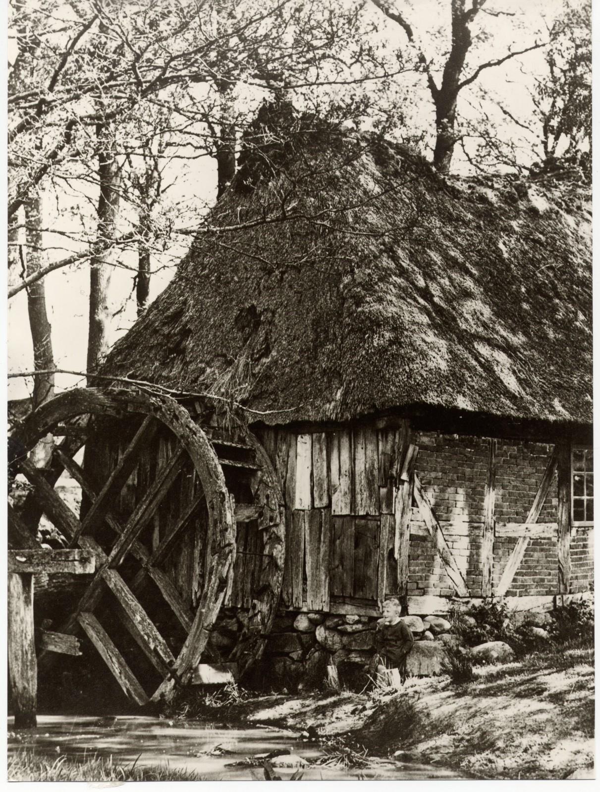 Walkmühle Ohrensen 1