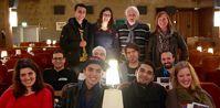 Über 300 Schüler und Schülerinnen sehen Flüchtlingsfilm – gedreht von und mit Jugendlichen aus Kriegsgebieten und Deutschland