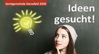 Kartendialog im Internet zu Samtgemeinde Harsefeld 2030