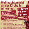 Weihnachtsmarkt Ahlerstedt