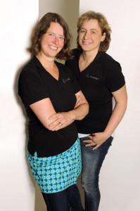 May-Britt Müller und Susanne Nettkau