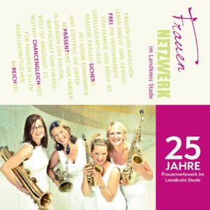 25 Jahre Frauennetzwerk im Landkreis Stade @ Kulturhaus Seminarturnhalle Stade | Stade | Niedersachsen | Deutschland