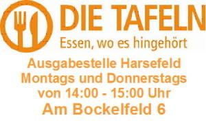 Ausgabestelle der Stader Tafel – Wöchentlich im Gemeindezentrum der Ev.-luth. Kirchengemeinde @ Gemeindezentrum am Bockelfeld