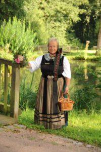 Gaestefuehrerin Ursula Vieths
