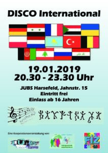 Disco International @ JUBS Harsefeld