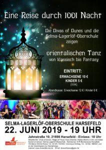 Eine Reise durch 1001 Nacht @ Selma-Lagerlöf-Oberschule Harsefeld | Harsefeld | Niedersachsen | Deutschland