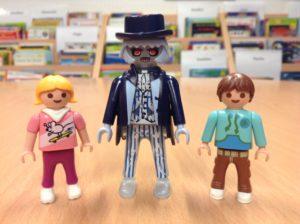 Friedrich braucht eure Hilfe – Erzählt die Geschichte um Friedrich Huths ruhelosen Geist weiter @ Friedrich-Huth-Bücherei