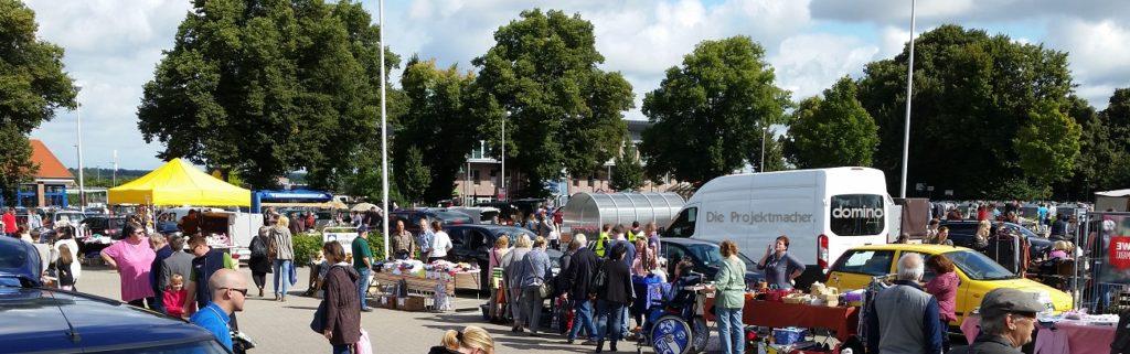 domino Familien-Flohmarkt @ REWE Boie / Aldi Paschberg