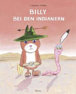 """Bilderbuch-Kino mit Basteln """"Billy bei den Indianern"""" @ Friedrich-Huth-Bücherei"""